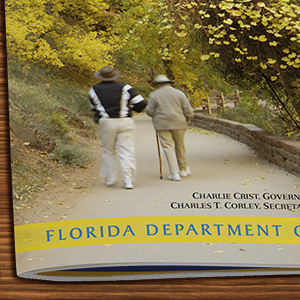 Florida Dept. of Elder Affiars, 'Blueprint' Magazine